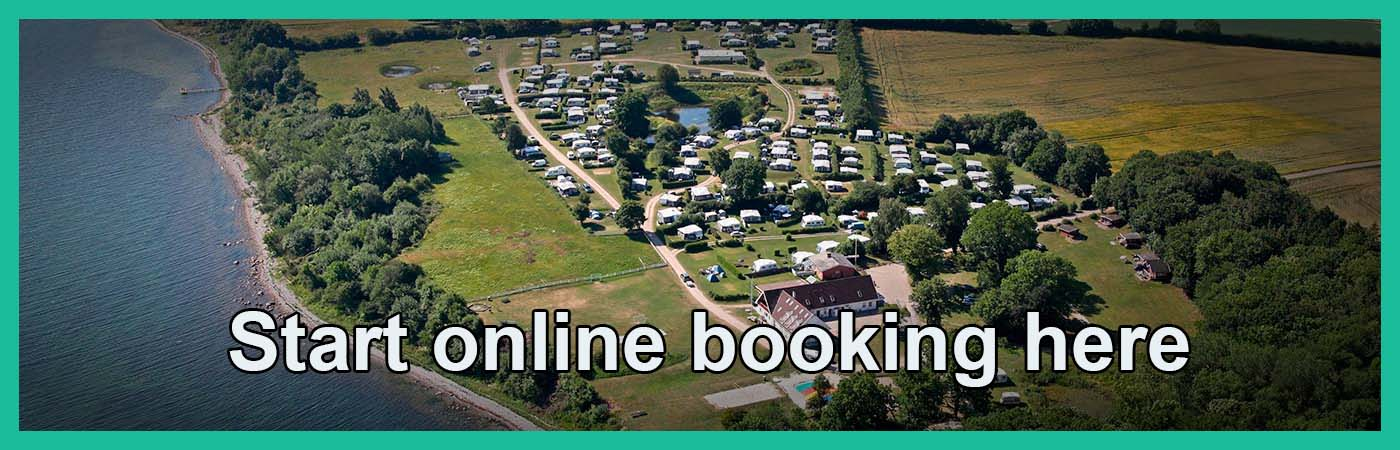Start online booking here